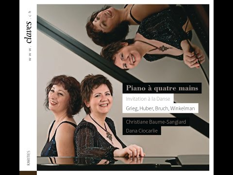 Valses-Caprices, Op. 37 - Edvard Grieg: II. Valse-Caprice, No. 2 en mi mineur / Piano à quatre mains