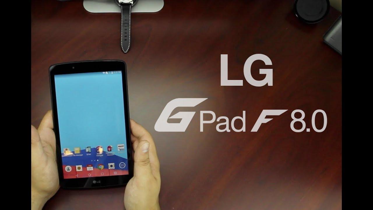 Lg G Pad X 8 0 Software Update Videos - Waoweo