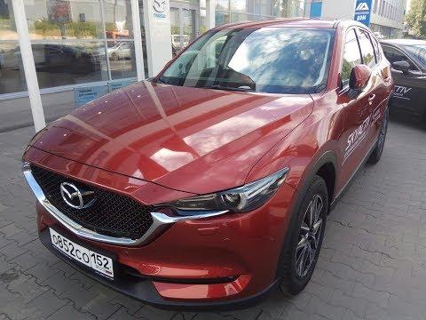 Тест-драйв нового Mazda CX-5. Отличия от предшественника