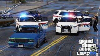 Video GTAV-LSPDFR Day-229 (City Patrol) Road to 4K!!! download MP3, 3GP, MP4, WEBM, AVI, FLV Juli 2018