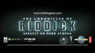 Chronicles of Riddick: Assault on Dark Athena (PS3,Xb360,PC) trailer HD