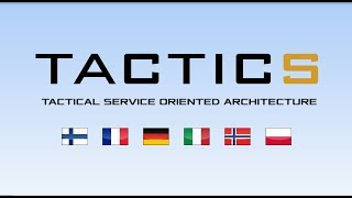 Tactical Service Oriented Architecture (TACTICS)