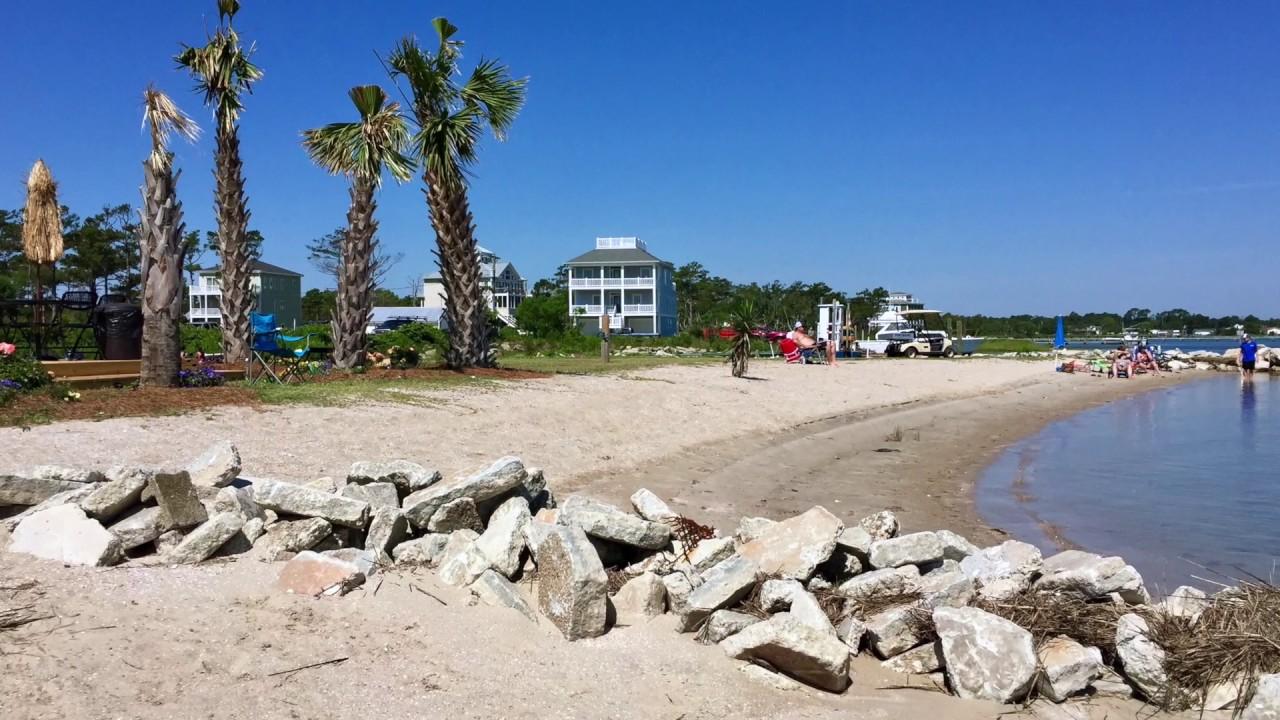 Harkers Island Rv Resort Youtube