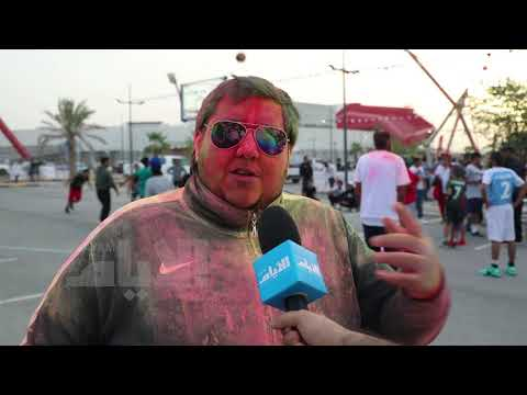 من يوم البحرين الرياضي البسام علي: «راح ابدا? بالرياضة»  - 18:21-2018 / 2 / 13