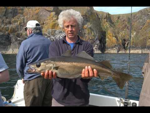 Ep  01 Ian Burrett, Fishing Luce Bay