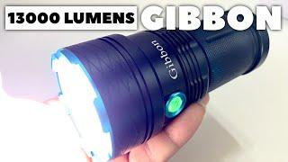 30000-100000 Lumen High Power LED Waterproof Flash Light Lamp Ultra Bright VC