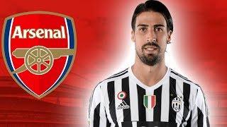 Sami khedira   welcome to arsenal 2019? ultimate skills & passing (hd)