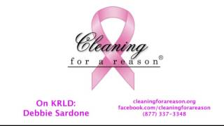 The Home Cleaning Expert, Debbie Sardone on KRLD Dallas, Texas - March 26th, 2013