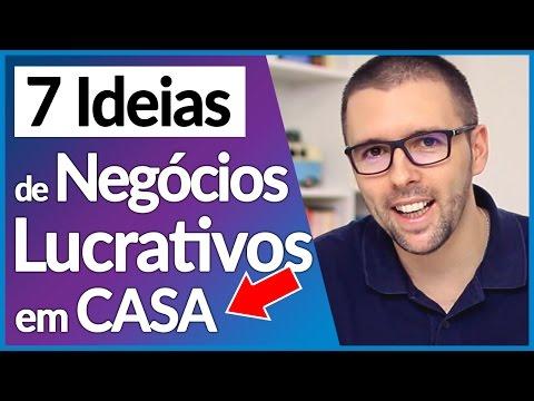 7 Ideias de Negócios Lucrativos para Começar em Casa com Pouco Investimento | Alex Vargas
