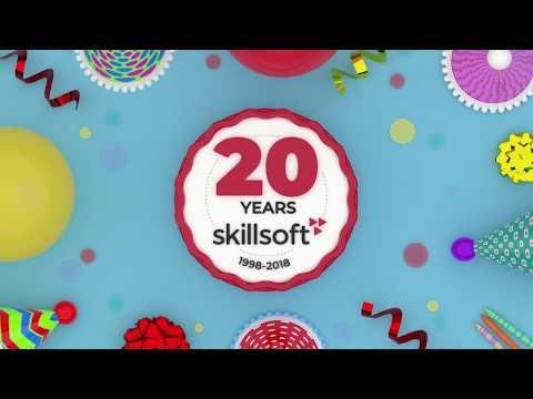 20 Years Of Skillsoft