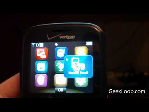Overview of Pantech Caper No-Contract Phone for Verizon Prepaid