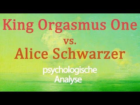 🥒 King Orgasmus One vs. Alice Schwarzer • Psychologische Analyse: Framing, Suggestivfragen