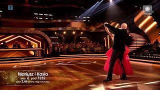 Dancing With the Stars. Taniec z gwiazdami 9 - Odcinek 8 - Mariusz i Kasia