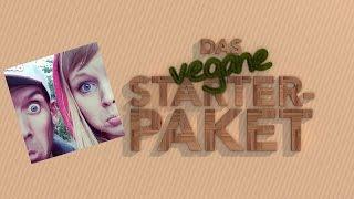 Das vegane Starterpaket - Basics im Küchenschrank - 5 Produkte Thumbnail