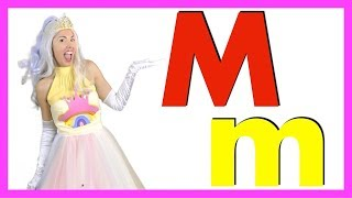 Letter M Song | abc song | Letters For Toddlers | Videos for Kids | Learn Phonics | Preschool