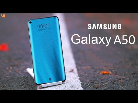 Samsung Galaxy A50 Confirmed, First Look, Release Date, Price, Features, Camera, Specs, Leaks