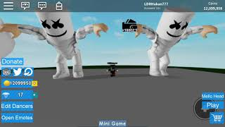 The most beautiful fortnite dance game roblox