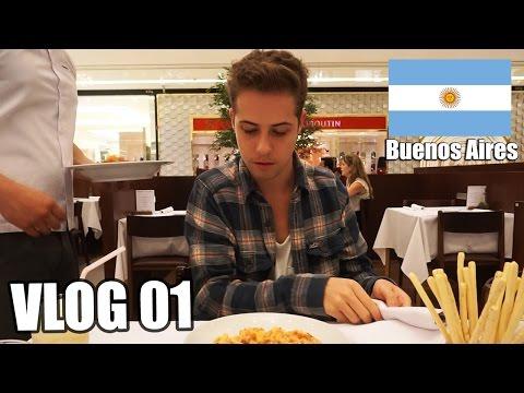 Buenos Aires #01 - PESQUISA ● Vitor Bassoli (Vitor Viaja)