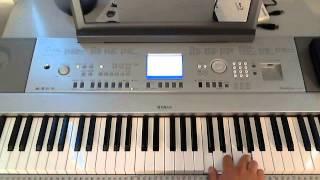 "*TUTORIAL* Naruto - ""Hokage Funeral"" - Piano"