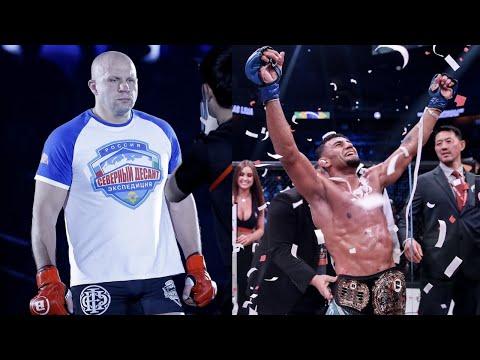 Возможный соперник Федора Емельяненко, экс-боец UFC подписан в PFL, чемпион Bellator о своих планах