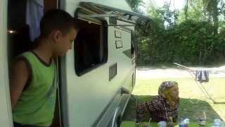 La Quercia camping Garda lake
