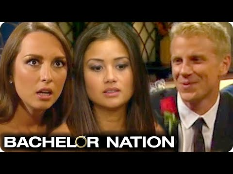 Sean Breaks The Rules In Rose Drama! | The Bachelor US
