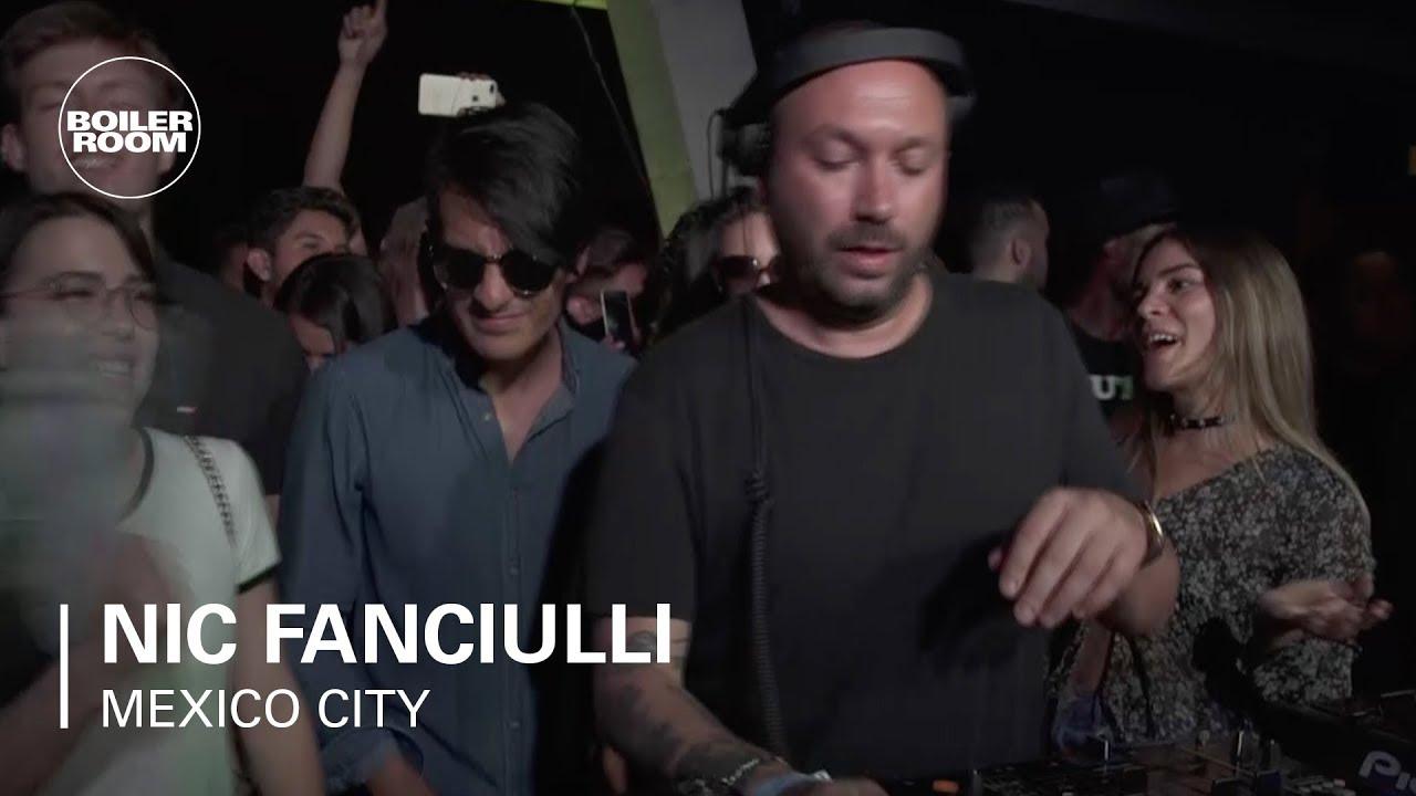 Download Nic Fanciulli | Boiler Room Mexico City