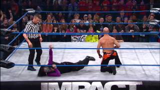 World Heavyweight Championship: Jeff Hardy vs. Christopher Daniels - Jan 24, 2013
