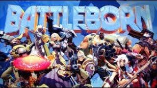Gameplay Battleborn