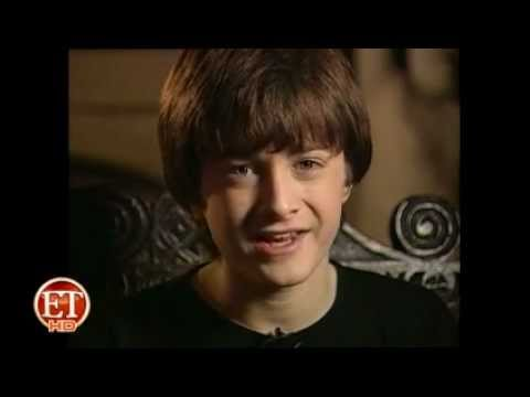 Daniel Radcliffe first interview