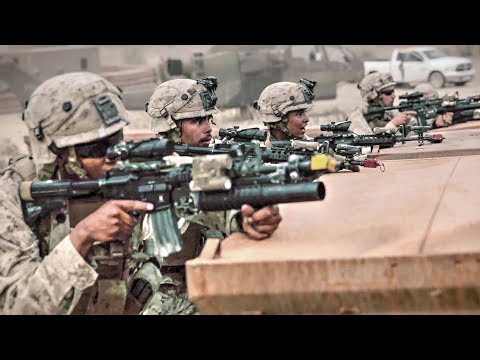 US Marines – Assault Support Tactics
