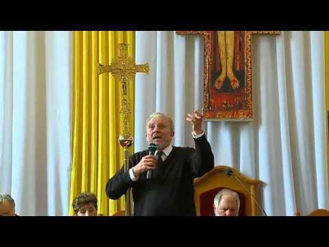 Kapituła namiotów   Kiko Arguello   nowa ewangelizacja