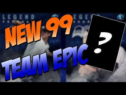NEW 99 TEAM EPIC!!! - MLB The Show 17 Diamond Dynasty
