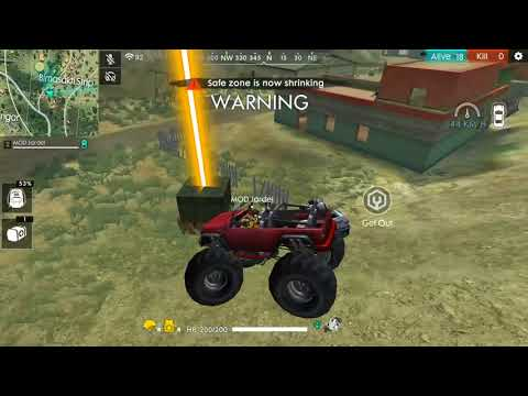 Garena Free Fire Android Gameplay