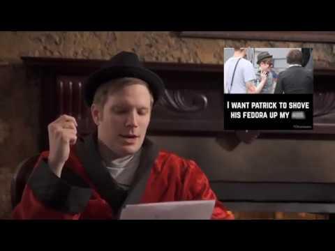 Patrick Stump Funny Moments Part 1