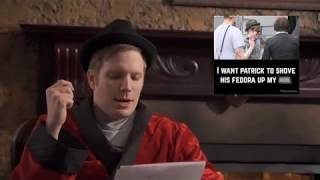 Patrick Stump Funny Moments (Part 1)