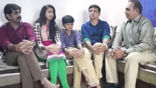 kinjal dave team interiew char bangadi vadi gadi