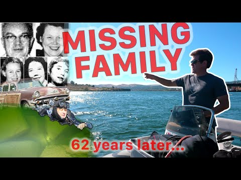 Martin FAMILY MISSING 62-Years (True Crime Series)