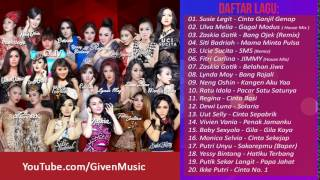 Video LAGU DANGDUT TERBARU - HITS DANGDUT BARU 2018 download MP3, 3GP, MP4, WEBM, AVI, FLV Oktober 2018