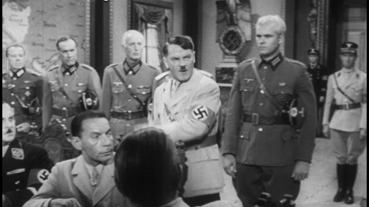 Hitler (1962) Theatrical Trailer - 35mm - HD