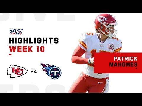 Patrick Mahomes Returns w/ a Vengeance | NFL 2019 Highlights