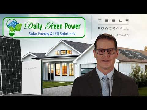 Certified Solar Panel Installation Company in Elizabethtown KY - Daily Green Power
