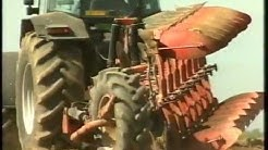 MF 8160 Ploughing - Datatronic 2 and Dual Control (English)