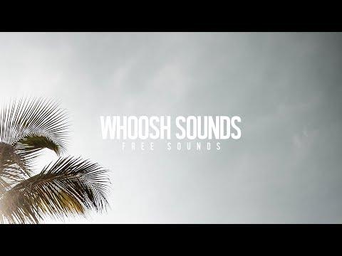 FREE Whoosh Transition Sound Effects - Creative Ryan