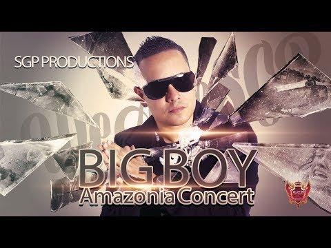 Big Boy - Concert at Amazonia Discotheque
