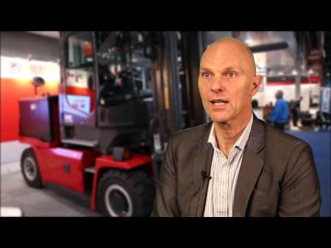 Logistica 2015: Ferry Jantzen, directeur WICS Logistics