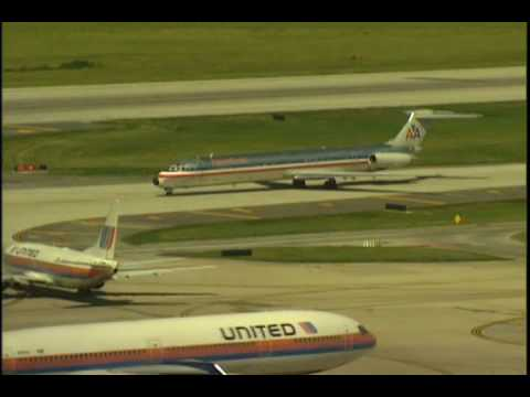 Busiest airport in the world, O'hare part 1