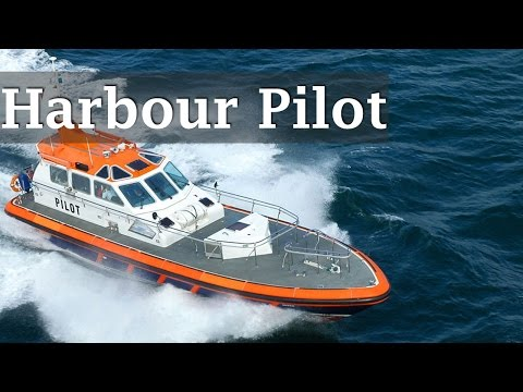 Role Of Harbour Pilot - At Sydney Port