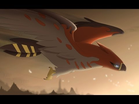 Natural Gift Talonflame - Pokemon X and Y Moveset - YouTube