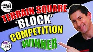 Terrain Square 'Block' Competition 2019 (Results)